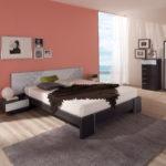 красивый дизайн мебели для спальни