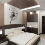 необычный дизайн мебели для спальни