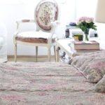 красивый необычный дизайн покрывала на кровать для спальни