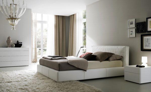 оригинальная красивая мебель для спальни