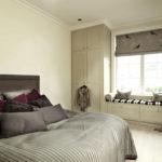 необычный дизайн спальни