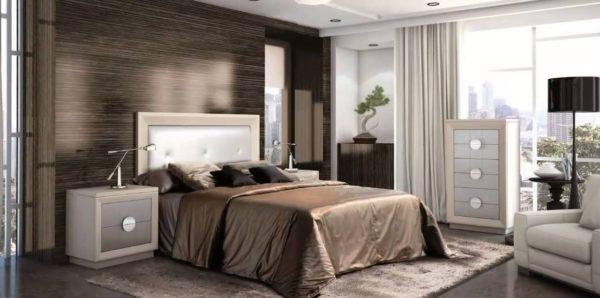 современный дизайн мебели для спальни