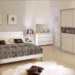 современный дизайн мебели в спальне