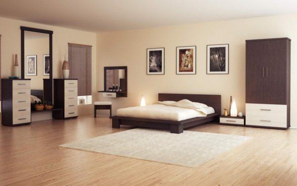 фото оригинальной красивой мебели в спальню