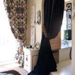 фото драпировок в дверном проеме