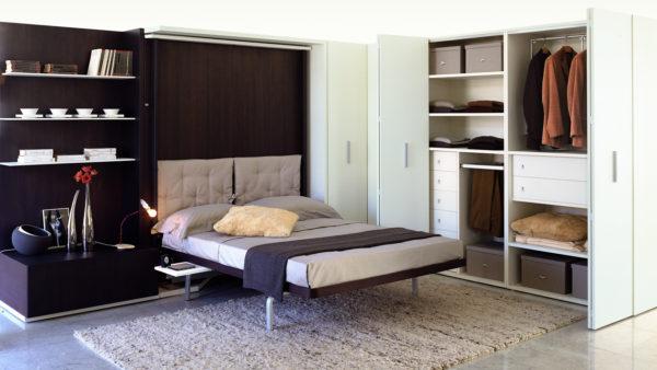 откидной шкаф-кровать