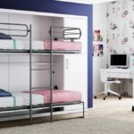 детская кованая кровать