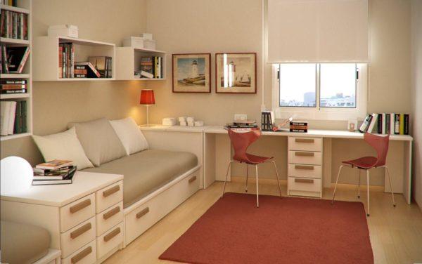 диван в комнату подростка