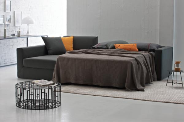 диван-кровать с матрасом