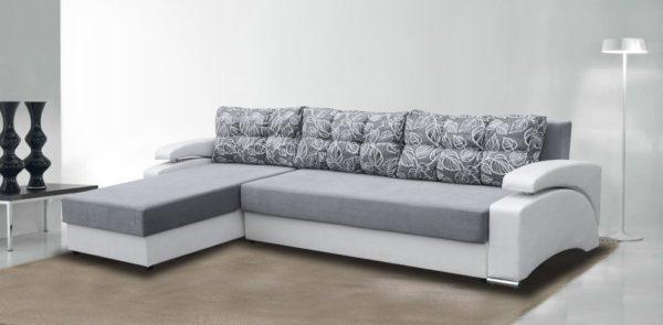 диван-кровать с подлокотником