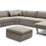 комплект из дивана-кровати и тумбочки