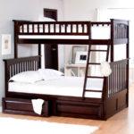 двухэтажная кровать для взрослых