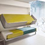 двухэтажная кровать-каф разбирающаяся