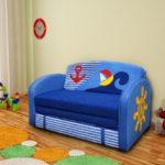 кресло кровать с морем