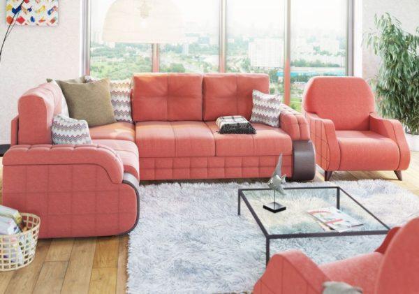 комплект с диван-кроватью