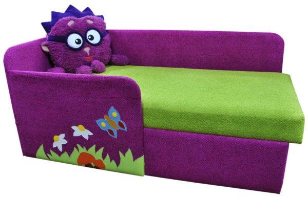 кресло-кровать с ежиком