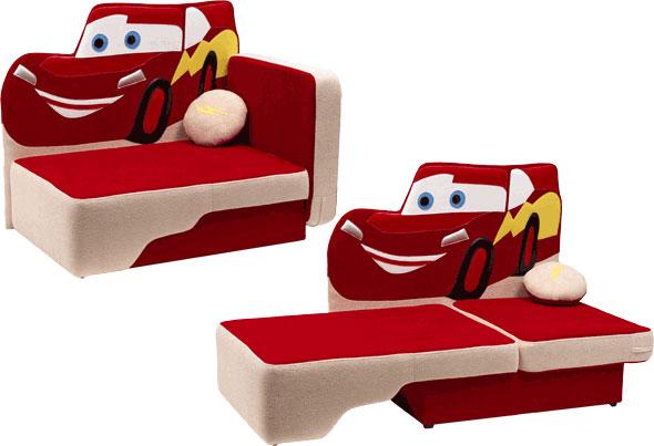 кресло-кровать с молнией мак куин