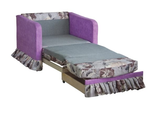 фото разобранного кресла-кровати