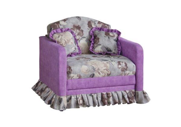 кресло-кровать в собранном виде