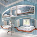 кровать для 4 детей