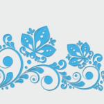 фото цветочного орнамента