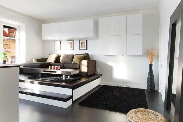 кровать-диван на подуме