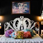 самодельные цветные подушки