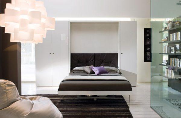 откидная кровать-трансформер