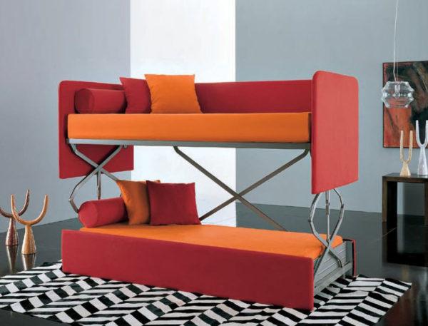 современный диван-трансформер