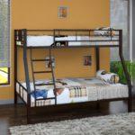 современная подростковая двухэтажная кровать