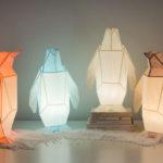 светильники пингвины