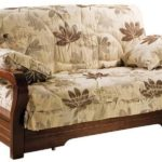 небольшой диван-кровать