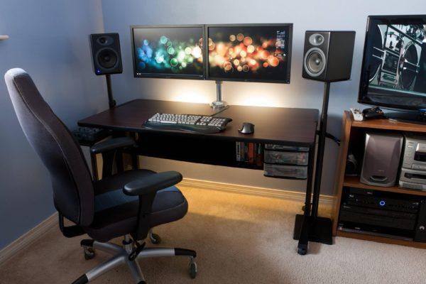 компьютерный игровой стол