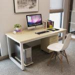 компьютерный стол с тумбочкой