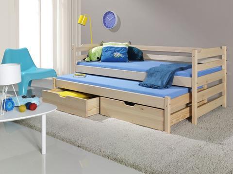 выдвигающаяся кровать для подростков