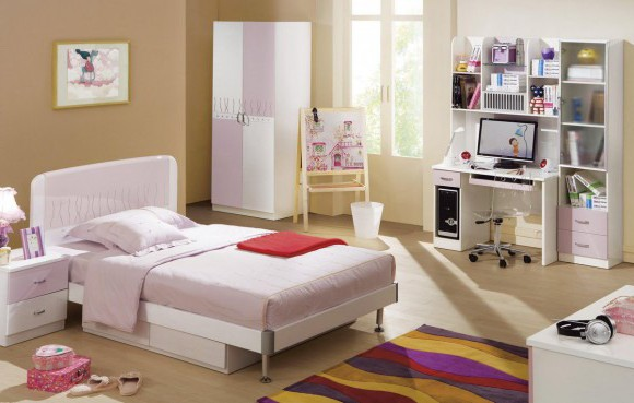 кровать подростку с ящиками под белье