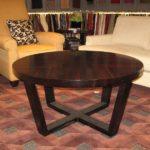 простой круглый стол