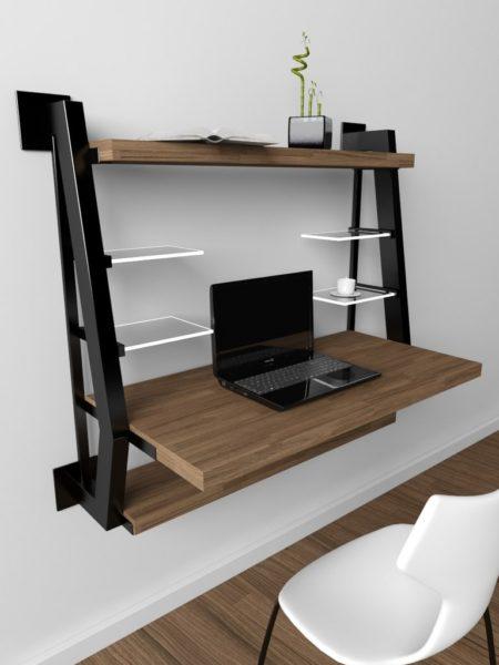 навесной компьютерный стол