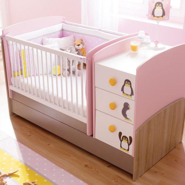 кровать малышки
