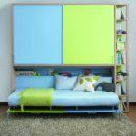 двухцветная постель