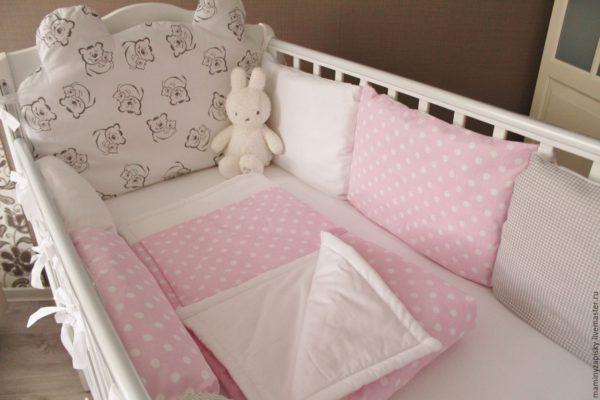 кровать для девочки до 3 лет