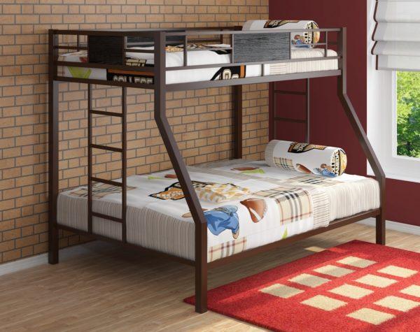 кровать для подростка с ортопедическим матрасом