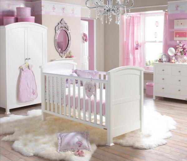 фото детской комнаты девочки