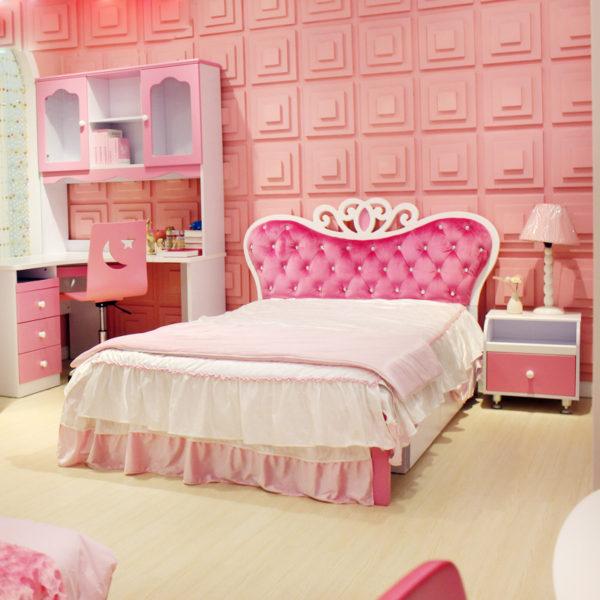 спальня королевны