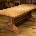 самодельный стол