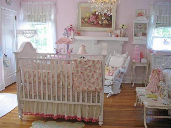 постель для малышки