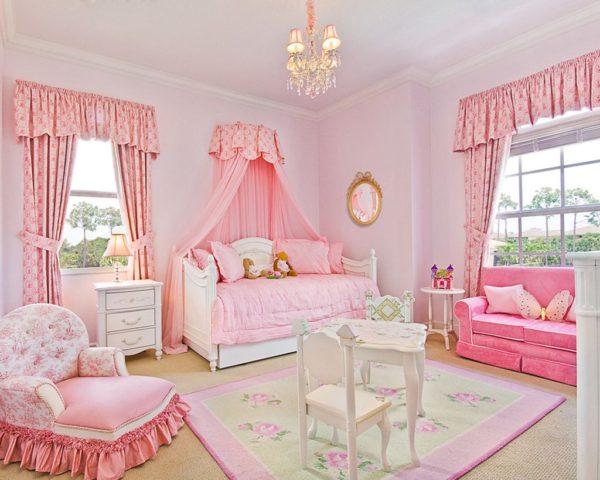 фото кровати для девочки с ортопедическим матрасом
