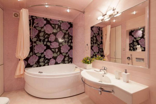 выбор угловой ванны