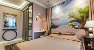 бытовой ремонт спальни