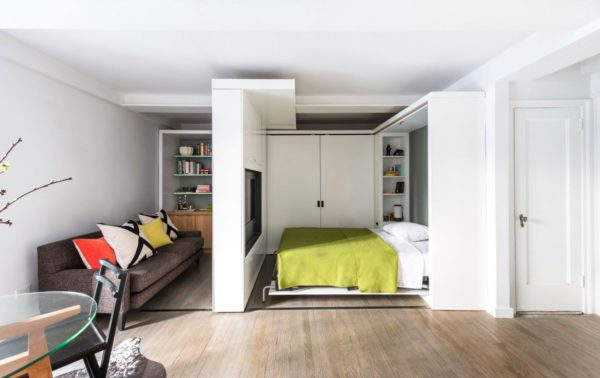 дизайн спальни в квартиру